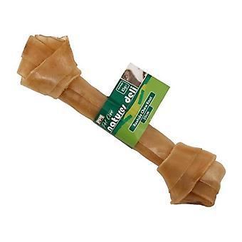 PPI Rawhide Chew Knot Bone Dog Treat (Pack Of 10)