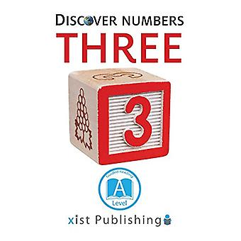 Three by Xist Publishing - 9781532409783 Book