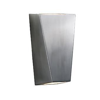 Rostfritt stål böjd vägg utomhus skott Light - strålkastare 4126SS