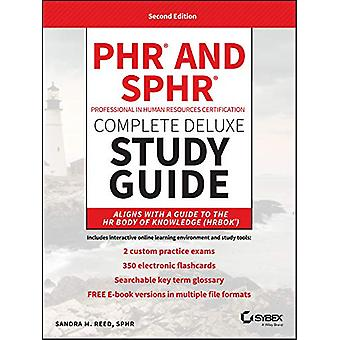 PHR and SPHR Professional in Human Resources Certification Complete D