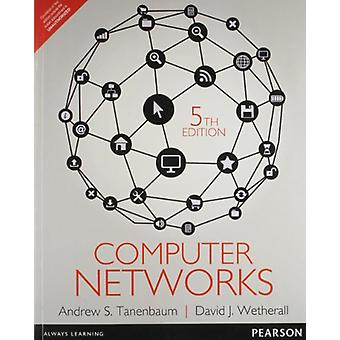 Computer Networks by Andrew S. Tanenbaum - 9789332518742 Book
