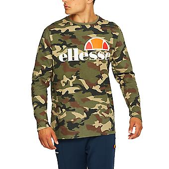 Ellesse men's long sleeve shirt grazie