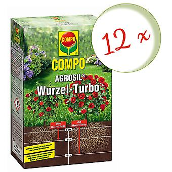 Sparset: 12 x COMPO AGROSIL Root Turbo, 700 g