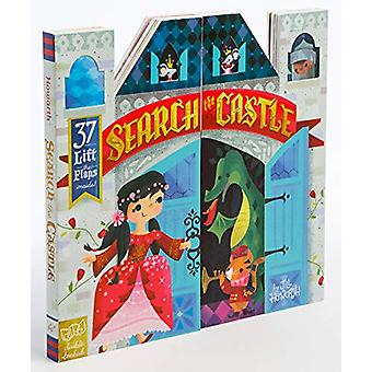 Search the Castle by Jill Howarth - 9781452173269 Book