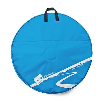 B&W Wheel Guard M Wheel Bag, Blu