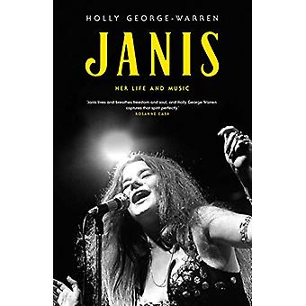 Janis - Her Life and Music by Holly George-Warren - 9781471140921 Book