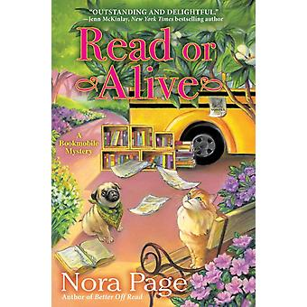 Read Or Alive by Nora Page
