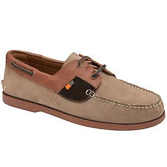 Frank Wright Draco Mens Boat Shoes