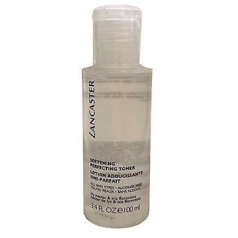 Lancaster Softening Perfecting Toner 100ml All Skin Types Alcohol Free