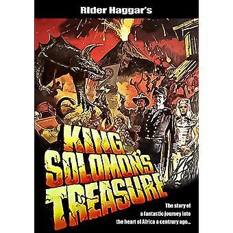 King Solomon's Treasure [DVD] USA import