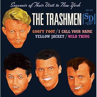 Trashmen - Goofy Foot/I Call Your Name/Yellow Jacke [Vinyl] USA import
