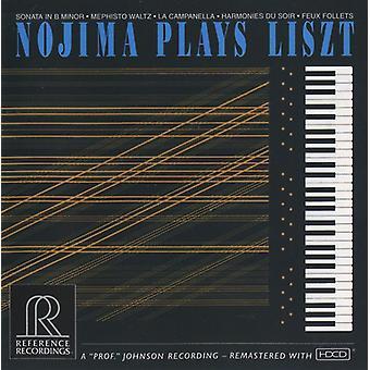 Minoru Nojima - Nojima Plays Liszt [CD] USA import