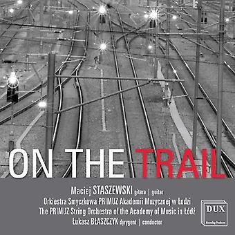 On The Rrail [CD] USA import