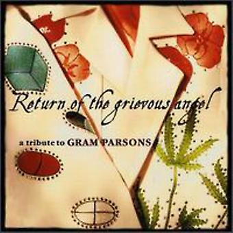 Retorno do Grievous Ange - retorno da importação EUA Grievous Angel-T [CD]