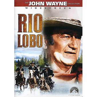 Importação de EUA Rio Lobo [DVD]