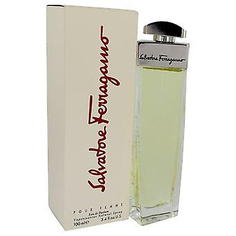 Salvatore Ferragamo Eau De Parfum Spray By Salvatore Ferragamo 3.4 oz Eau De Parfum Spray
