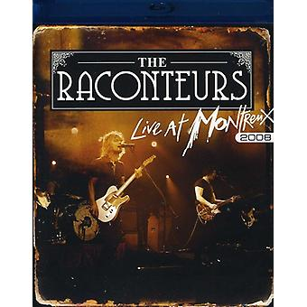 Raconteurs - Live at Montreux 2008 [BLU-RAY] USA import