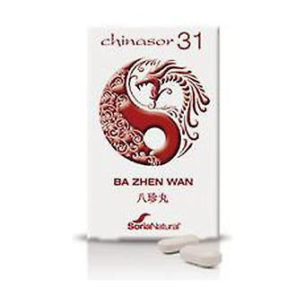 Chinasor 31 Ba Zhen Wan 30 comprimidos