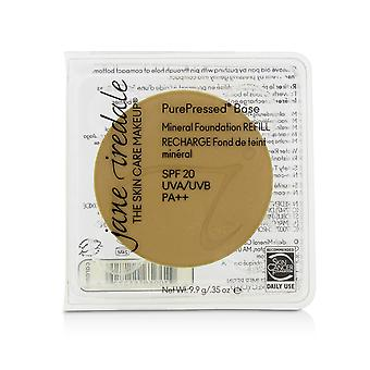 Pure pressed base mineral foundation refill spf 20 caramel 208748 9.9g/0.35oz