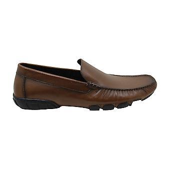 Kenneth Cole Mens Design 10552 Leather Slip On Dress Oxfords