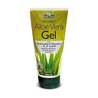 Aloe gel med antiox. Vit. A, C og E 200 ml