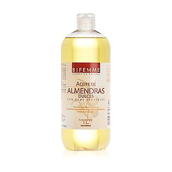 Sweet almond oil 1 L of oil