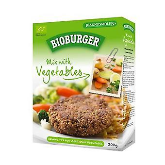 Bioburger med grönsaker 200 g