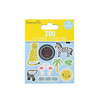 Dovecraft Zoo Sticker Book