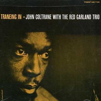 John Coltrane - Traneing in [CD] USA import