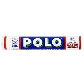 NESTLE POLO Mints Box of 32 Rolls of 34g Tubes (Sugar Free)