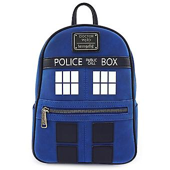 Loungefly X Dr. Who Tardis Mini Backpack