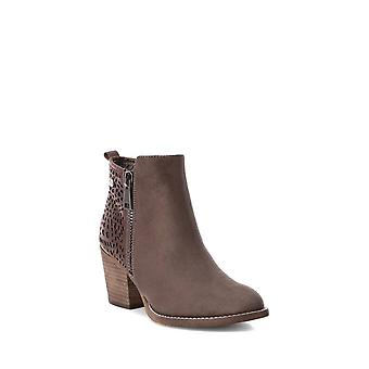 Xti - Shoes - Ankle boots - 48249_TAUPE - Ladies - saddlebrown - EU 36