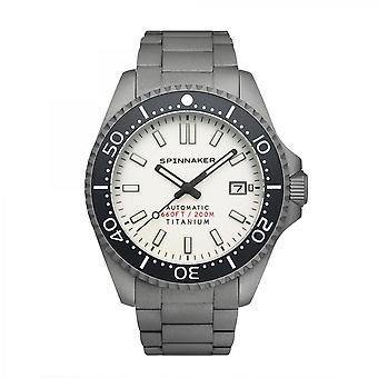 Spinnaker Uhr Tesei Titanium SP-5084-22 - Herrenuhr