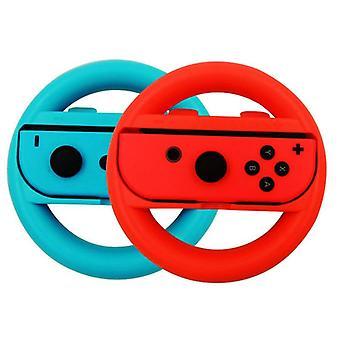 Nintendo Switch Racing Game - Wheel Controller, Ns Joy-con Grip Cart Halter