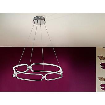 Schuller Colette - Zintegrowany wisiorek sufitowy LED Chrom