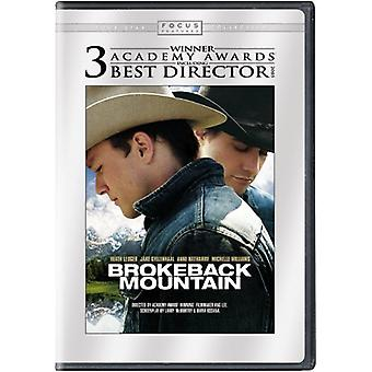 Brokeback Mountain [DVD] USA import