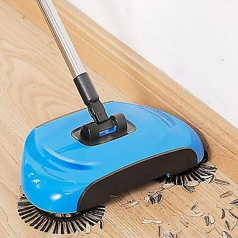 Magic Broom Ze stali nierdzewnej Zamiatarka Dustpan, Hand Push Cleaner