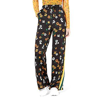 Project 28 NYC | Printed Varsity-Stripe Pants