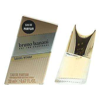 Bruno Banani Daring Woman Eau de Parfum 20ml Spray Für Sie