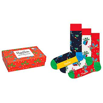 Happy Socks Playing Holiday Gift Box - Multi