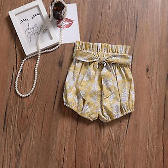 Neonato Baby Pantaloni Pantaloncini Carino Dot Plaid Floral Bottoms Pp Bloomer Panties
