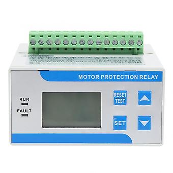 Integrated Motor Protector- 3 Phase Digital Phase Failure Over/under Load Protector Ac380v 3-160a