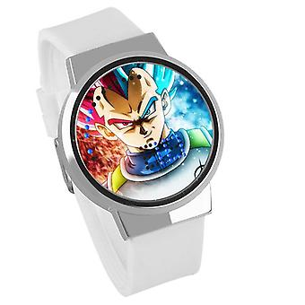 Impermeable luminoso LED Digital Touch Reloj de niños - Dragon Ball #37