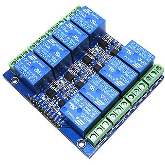 LC Technology 12V 8 Channel Relay Module