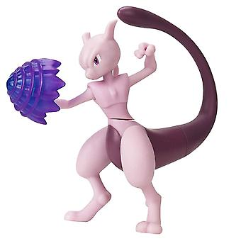 Pokemon 4.5 Inch Battle Figure Mewtwo