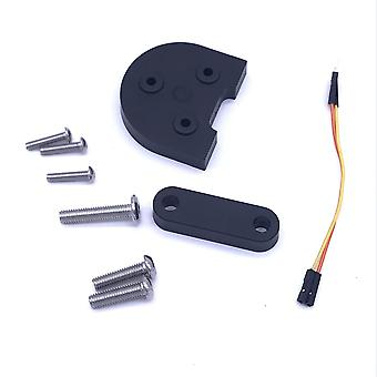Electric Scooter Tire Wheel Mudguard Spacer Kickstand