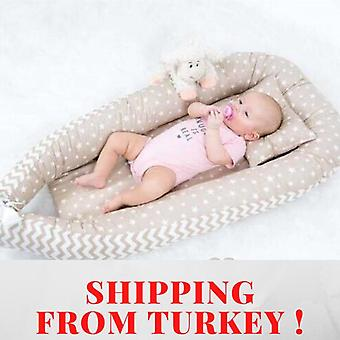 Crid Baby Bed Snuggle Baby Nest, Travel Portable Cradle Bassinet Co Sleeper