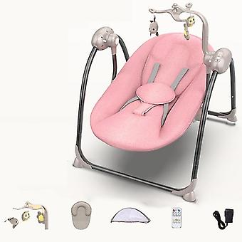 Baby Rocking Chair Electric Cradle With Remote Control Cradle Rocking Chair