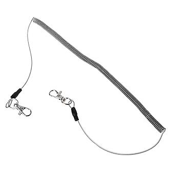 Fishing Rope With Magnetic Buckle, Tpu Steel Gear, Quick Release Cord Accessory