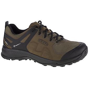 Keen Explore WP 1023434 trekking all year men shoes